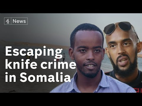 The Young Somalis Returning Home To Escape Knife Crime