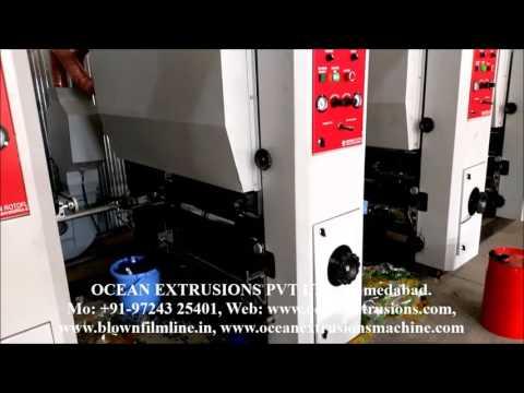 Multi Color Rotogravure Printing Press Machine