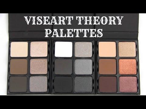 Lip Palette - Classic Paris Velvet by Viseart #10