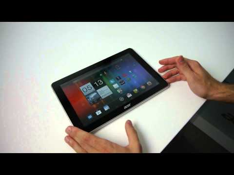 Acer Iconia A3 Hands-on
