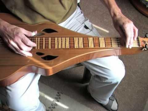Lap Slide Guitar Lesson - Free Tablature