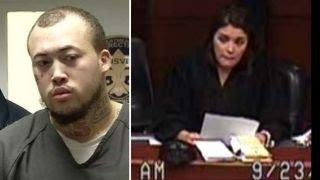 Triple Homicide Suspect Threatens Judge In Court