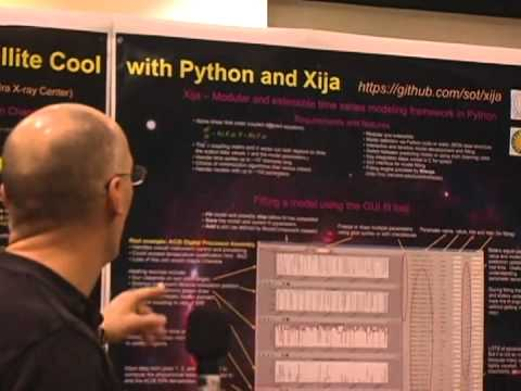 Image from 29. Keeping the Chandra satellite cool with Python and Xija