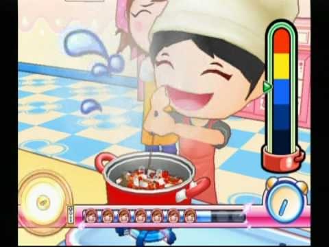 cooking mama wii 2