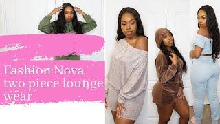 Fashion Nova Haul: Spring To Summer Two Piece Sets
