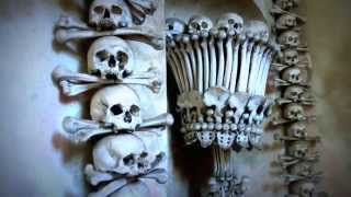 preview picture of video 'Bone Church Prague, Czech Republic/ Knochenkirche bei Prag, Kutná Hora in Tschechien'