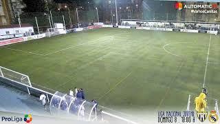 R.F.F.M. - Jornada 23 - Nacional Juvenil (Grupo 12): C.D. Canillas 0-2 Real Madrid C.F.