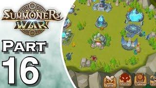 Summoners War #16 - Crystal Mine