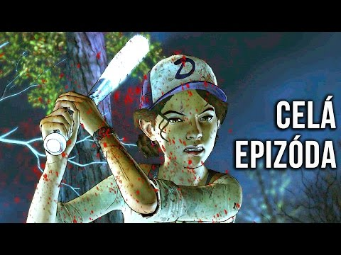 ► ODPLATA | CELÁ 3. EPIZÓDA | The Walking Dead: A New Frontier  Ep.3 | 1080p