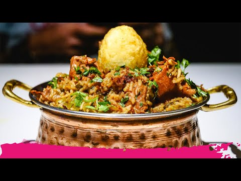 EXOTIC Southern INDIAN FOOD - 10 Unique Dishes At Ulavacharu Restaurant | Hyderabad, India