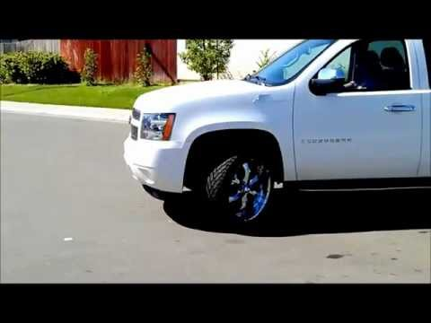 suburban custom wheels 22s 24s