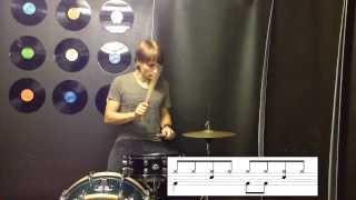 Beginner Drum Lesson 1