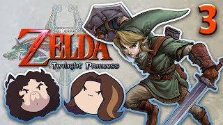 Zelda Twilight Princess: You Can Pet The Dog - PART 3 - Game Grumps
