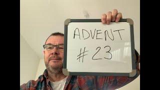 Day 23 - Zephaniah 3 and Luke 1