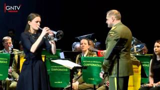 Fortune's Fool - Stan Nieuwenhuis - Indrė Jonaitytė & Lithuanian Army Band