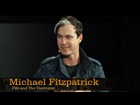 Michael Fitzpatrick of Fitz and The Tantrums – Pensado's Place NAMM 2013 Special