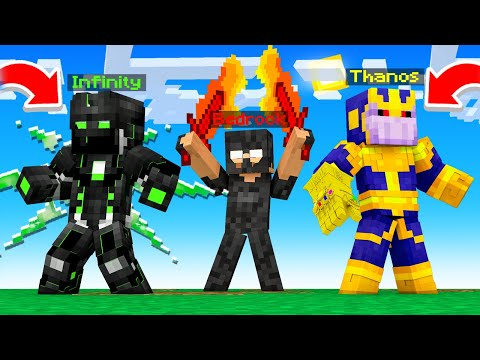 I MADE the STRONGEST ARMOR in MINECRAFT