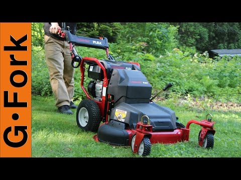 Troy Bilt Flex Review – Lawn Mower & Pressure Washer – GardenFork