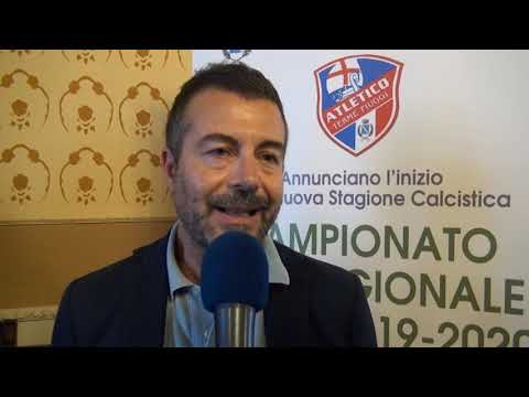 Preview video Intervista Sindaco di Fiuggi Alioska Baccarini