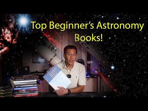 Top Beginner's Astronomy Books!