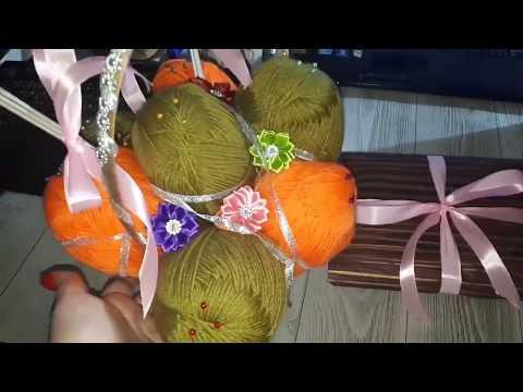 3 января - юбилей тети/ поздравляем в часы рождения/ вручаем подарочки