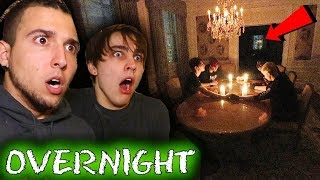 The Terrifying Night We'll Never Forget | Haunted Biltmore Hotel