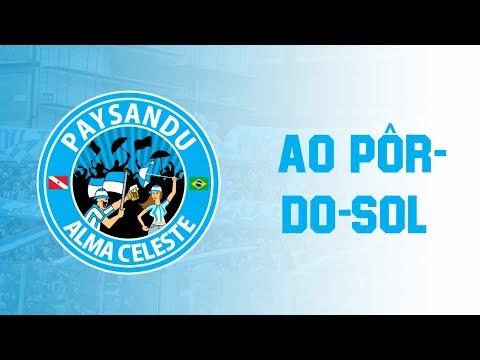 """Banda Alma Celeste - Ao Pôr-do-Sol Bicolor [MÚSICA NOVA]"" Barra: Alma Celeste • Club: Paysandu"