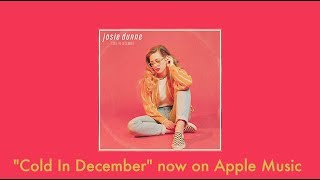 """Josie Dunne """"Cold In December"""" Commercial"""