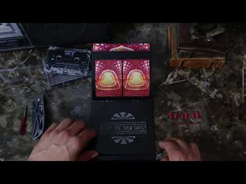 ASMR - Unboxing  - Tool Album - 10,000 Days - Art Packaging