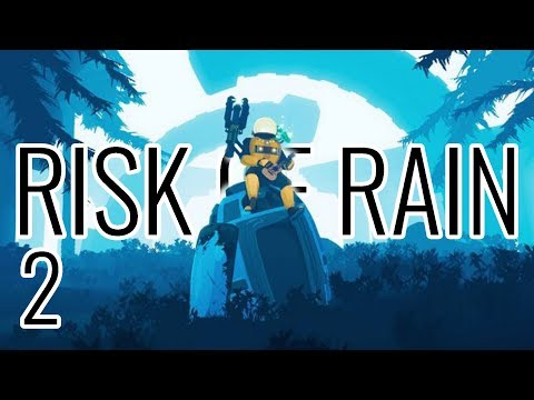 RISK OF RAIN 2 Gameplay with Bricky