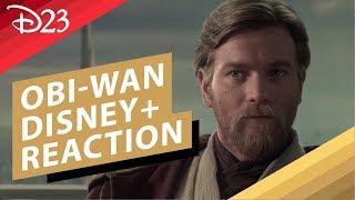 Obi-Wan Kenobi Disney+ Series Reaction and Plot Predictions - D23 2019