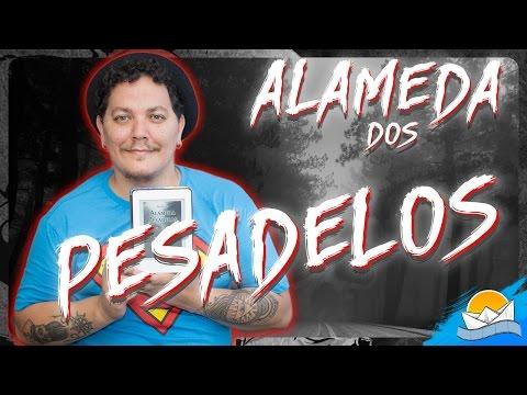 [Resenha] ALAMEDA DOS PESADELOS | Karen Alvares