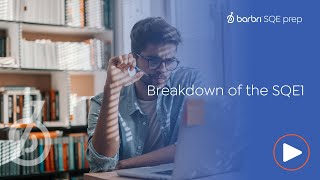 What is the SQE1 Exam?