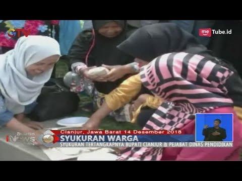 Bupati Ditangkap KPK, Rakyat Cianjur Gelar Syukuran - BIS 15/12
