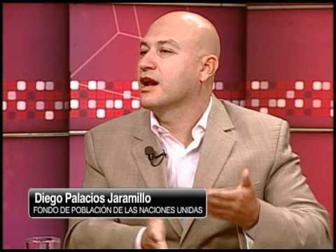 Entrevista realizada al Sr. Diego Palacios Jaramillo por Carmen Aristegui para CNN en Español - 1/4
