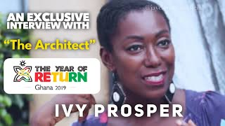 A Conversation with Ivy Prosper, Social Media Architect of Ghana's The Year Of Return Campaign