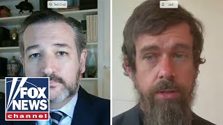 Ted Cruz grills Twitter CEO Jack Dorsey for 'censoring' Hunter Biden story