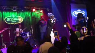Damage - Anthony B Live BB King NYC Filmed By Cool Breeze