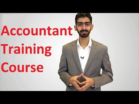 Accountant Training - Video course - YouTube