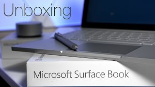 Surface Book With Performance Base - Unboxing and First Look