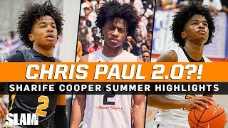 Chris Paul 2.0?! Sharife Cooper is the #1 ranked POINT GOD 😈