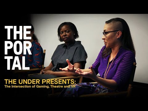 VR meets immersive theater - 'The Under Presents' case study | THE PORTAL