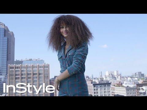 Celebrity Vitals with Zendaya | InStyle