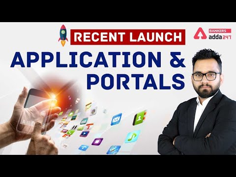 Recent Launch Applications And Portals | General Awareness for All Competitive Exams | Adda247