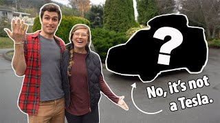 We Bought A Car!?