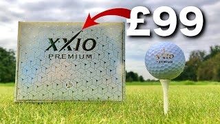 Most EXPENSIVE golf balls