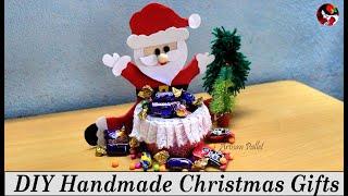 DIY Recycled Handmade Christmas Gifts Ideas   Holiday Xmas Craft @Artisan Pallet