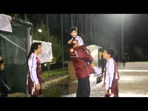 immagine di anteprima del video: ULTIMA PARTITA DI QUIMEY CON LA BACIGALUPO: L'USCITA DAL CAMPO