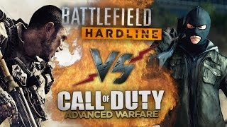 Рэп Баттл - Battlefield: Hardline vs. Call of Duty: Advanced Warfare