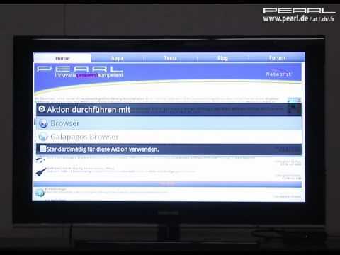 "Meteorit HDMI-Multimedia- & Web-Box ""MMB-22.HDTV"" Android 2.2"